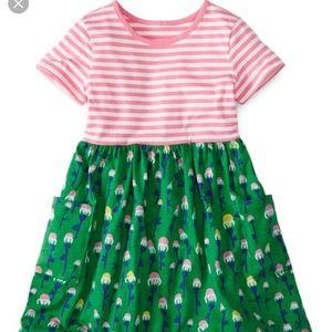 Hanna Anderson Girls Summer Dress